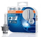 OSRAM D2S ksenona spuldzes (x2) COOL BLUE BOOST XENARC 4052899441026 :: OSRAM COOL BLUE BOOST XENARC