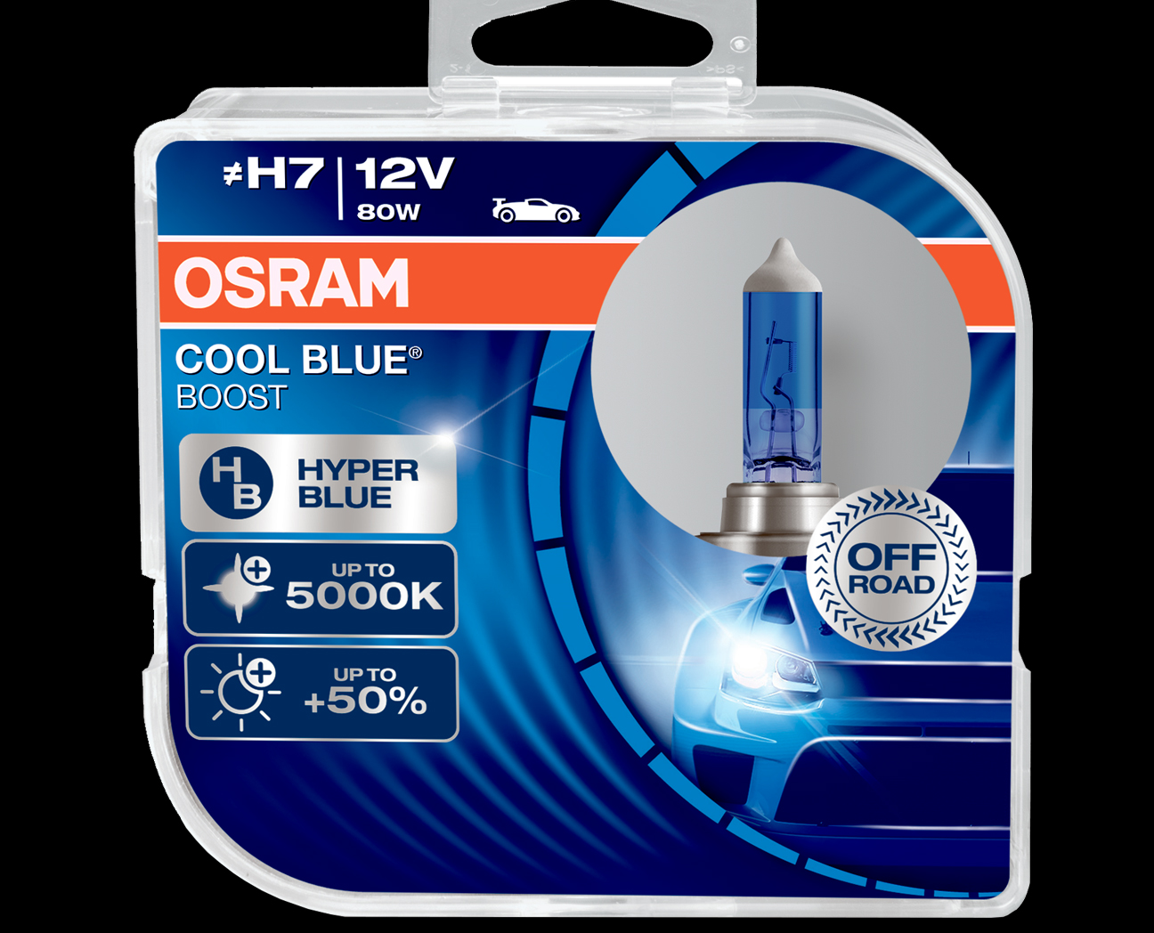 OSRAM COOL BLUE BOOST / COOL BLUE HYPER