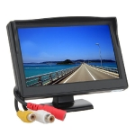 Universāls LCD displejs. 5 ich / High Quality 5 Inch TFT LCD Car Monitor Car Rearview Monitor for Security :: LED / LCD displeji