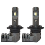 LED gaismas diožu spuldze P10 LED = H7 / IP-65 / DC11-30v / 6000k :: LED lampas H un HB Tips
